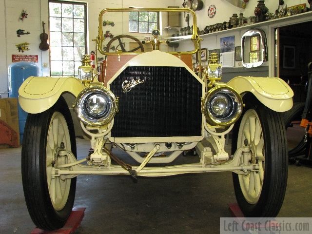 What To Do With Old Car Seats >> 1910 Cadillac Model 30 for Sale