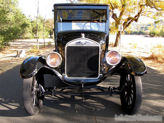1926 Ford Model T Sedan for Sale & 1926 Ford Model T for Sale in Sonoma Wine Country markmcfarlin.com
