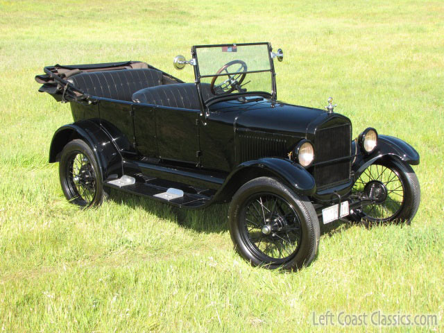 1926 Ford Model T Touring for Sale