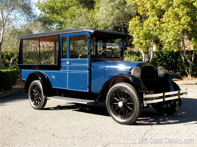 1927 Dodge Graham Brothers Screen Side Canopy Pickup For Sale