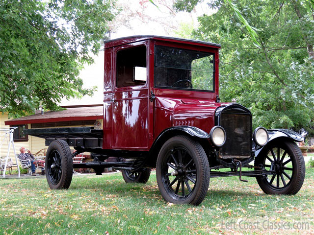1927 Ford Model TT for Sale