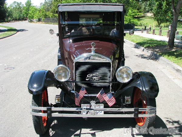 We have a very nice 1927 Ford Model T for sale purchased from Harrah's