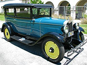 1928 Chevrolet National Series AB Coach