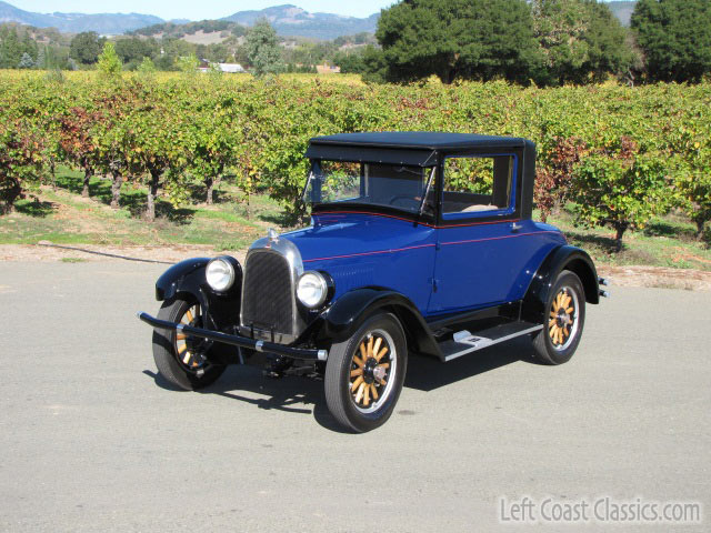 Whippet Car: 1928 Willys Overland Whippet 96 For Sale