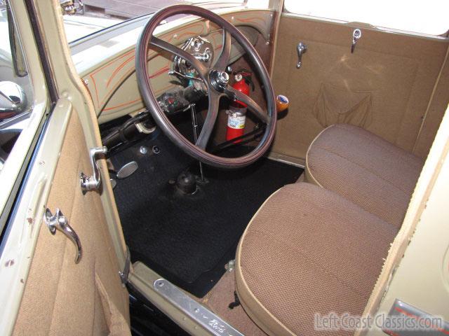 1929 Ford Model A Tudor Sedan For Sale