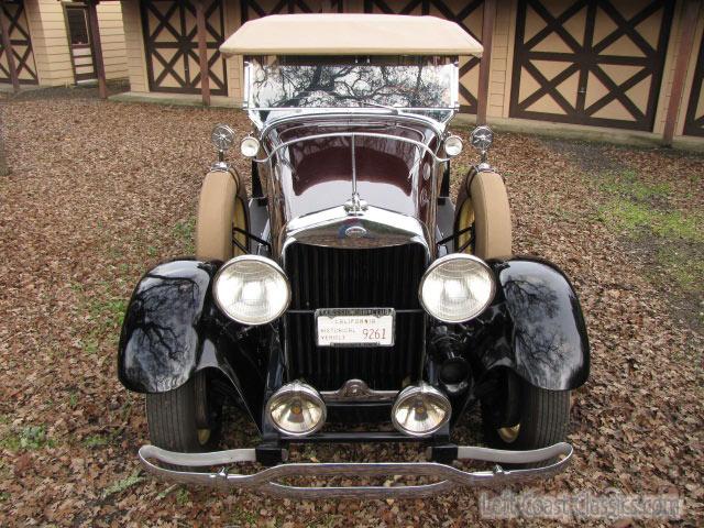 1930 Lincoln Model L - Conceptcarz
