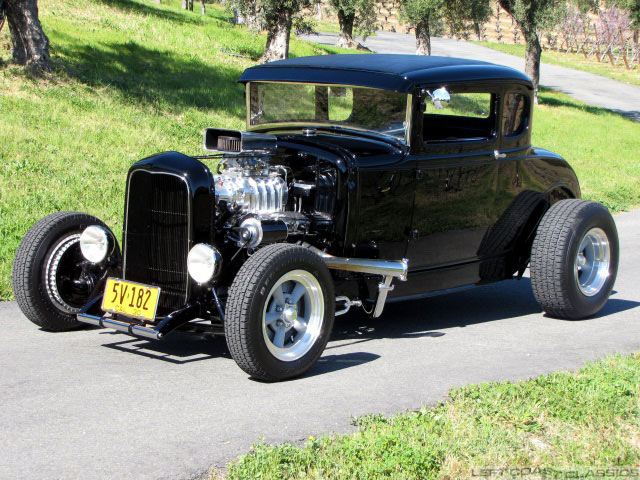 1930 ford model a 5 window coupe for sale. Black Bedroom Furniture Sets. Home Design Ideas
