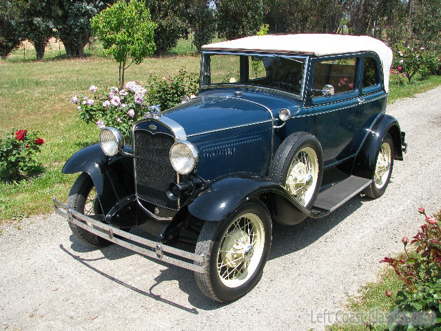 Craigslist ford model a