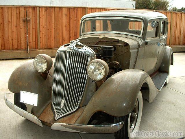 1934 Graham Paige for Sale