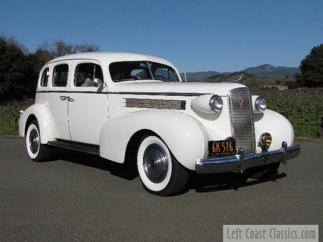 1937 Cadillac Series 65 Fleetwood for Sale