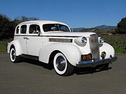 1937 Cadillac Series 65 Fleetwood