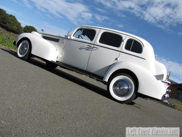 1937 Cadillac Series 65 Fleetwood Body Gallery 1937