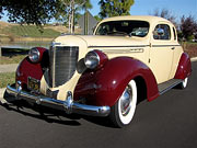 1938 Chrysler Imperial C20 New York Special