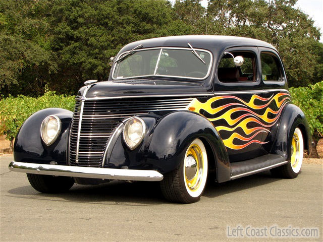 1938 ford hotrod for sale for 1938 ford 2 door coupe