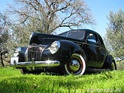 1939 Ford Deluxe Coupe Hotrod