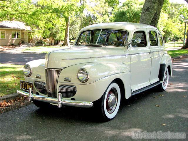 1941 ford deluxe sedan for sale restored california fordor for 1941 ford super deluxe 4 door sedan