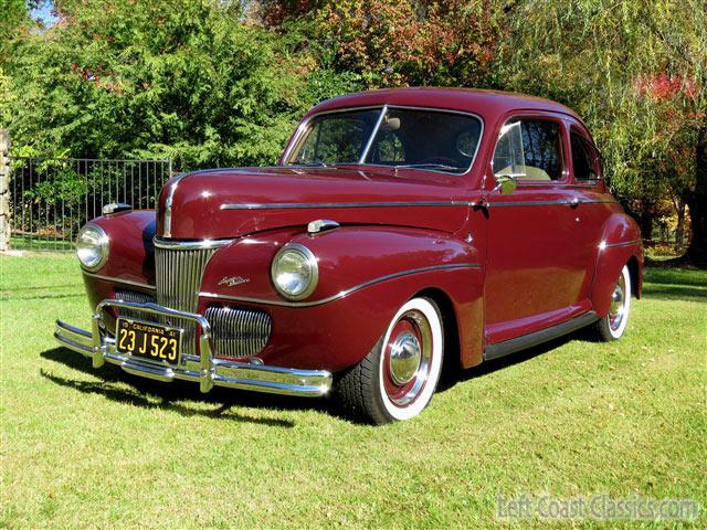 1941 ford super deluxe coupe for sale. Black Bedroom Furniture Sets. Home Design Ideas