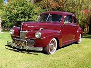 1941 Ford Super Deluxe Coupe