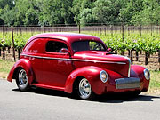 1941 Willys Sedan Delivery for sale