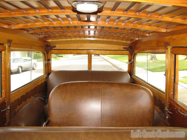 1947 Ford Super Deluxe 8 Woody For Sale