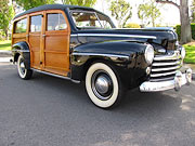 1947 Ford Super Deluxe 8 Woody