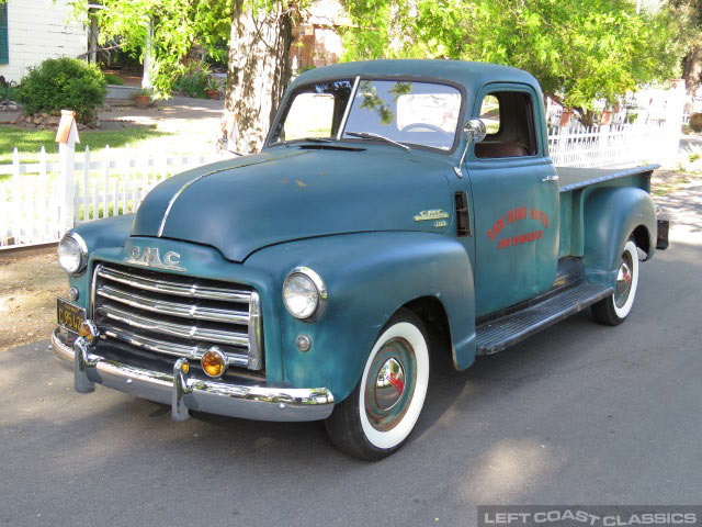 1950 gmc 1 2 ton pickup for sale. Black Bedroom Furniture Sets. Home Design Ideas