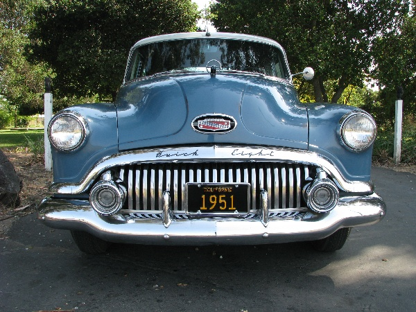 Oil Change Special >> 1951 Buick Super Deluxe Eight for Sale