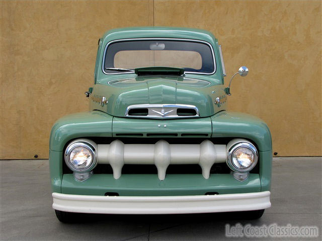 1951 ford f1 pickup for sale