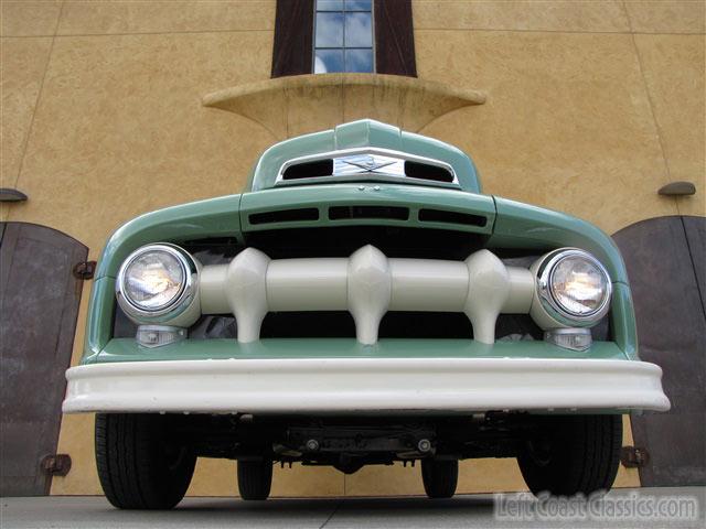 buy used 1951 ford f1 pickup resto rod v8, mustang ii power steering