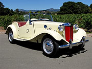 1951 MG TD for sale