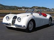 1952 Jaguar XK120 OTS Roadster