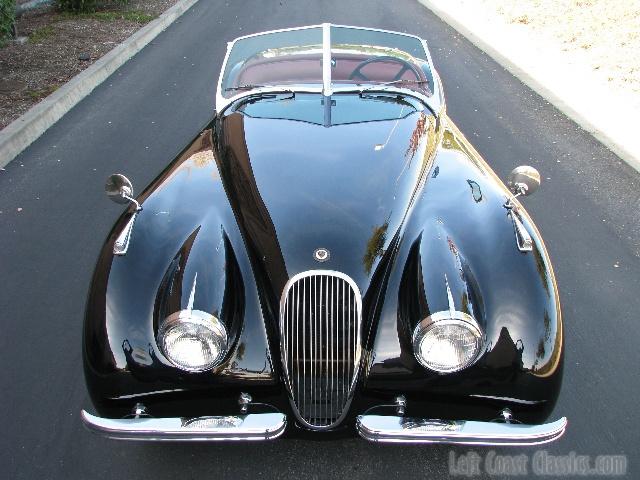 1952 Jaguar Xk120 Ots Roadster For Sale