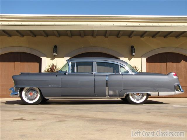 1954 Cadillac Fleetwood Series 60 Special Photo Gallery