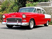 1955 Chevrolet 210 Del Ray Coupe