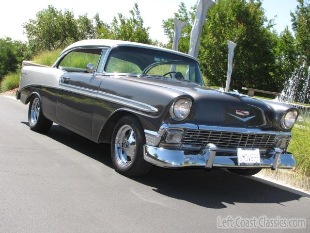 1956 Chevrolet Belair Coupe Body Gallery 1956 Chevrolet