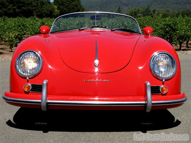 1956 Porsche Speedster Kit Car For Sale