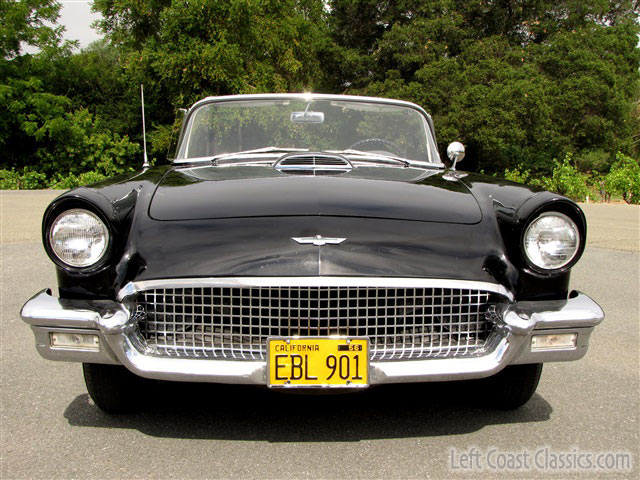 1957 ford thunderbird for sale publicscrutiny Images