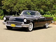 1957 Ford Tunderbird Convertible
