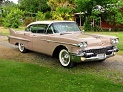 1958 Cadillac DeVille Hardtop for sale