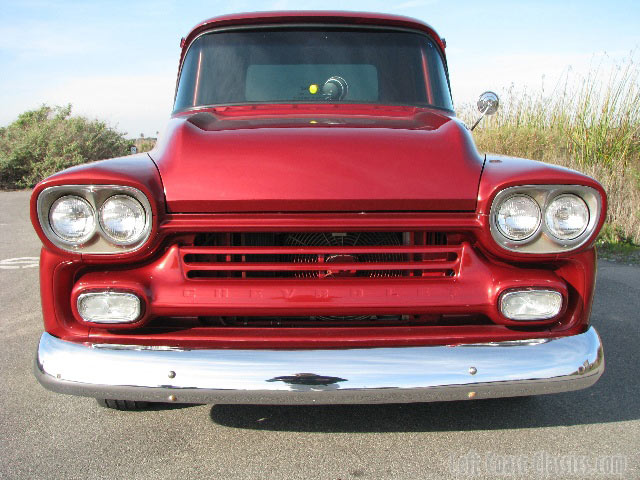 Chevrolet For Sale >> 1958 Chevy Pickup For Sale