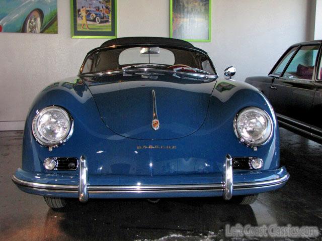 1958 Porsche 1600N Sdster for Sale: Tim Goodrich Restored