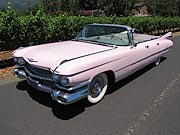1959 Cadillac Convertible Parade Car