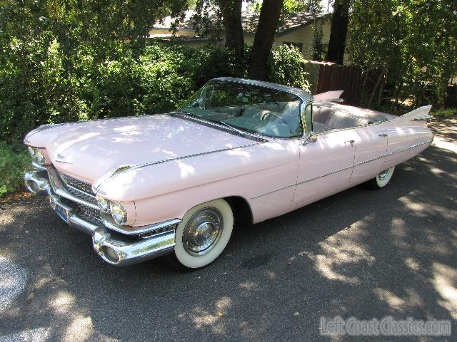 Pink Cadillac Car For Sale