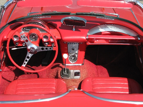 1959 Corvette Roadster Convertible For Sale
