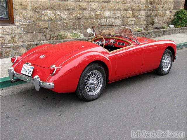 Red Mga moreover Mg Mga Black E F further Mg Mga Mk Red E A besides Mga Mkii Roadster moreover Mg Mga Old English White Paul Morrissette. on mg mga roadster