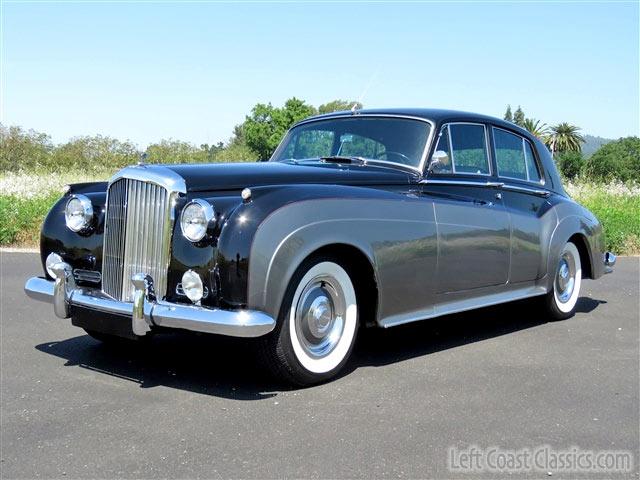 1960 bentley for sale
