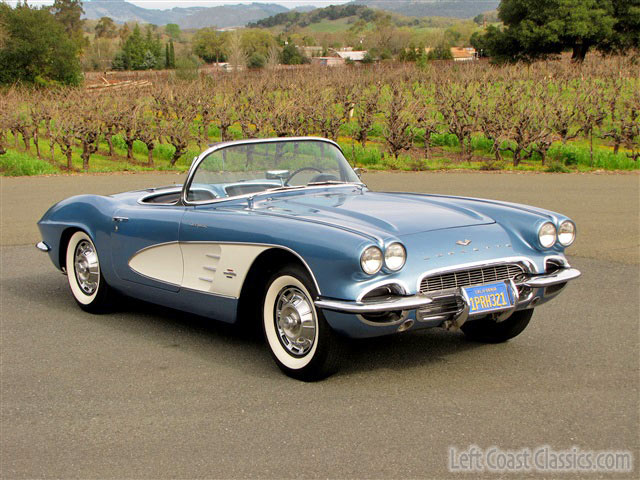 1961 corvette convertible featured photos. Cars Review. Best American Auto & Cars Review