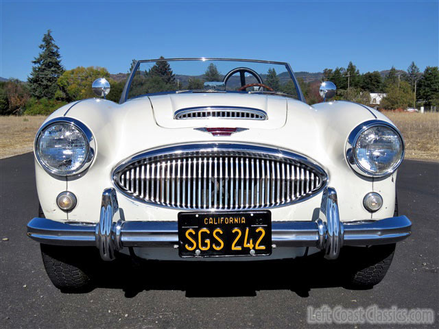Austin Healey For Sale >> 1962 Austin Healey 3000 Mk2 For Sale
