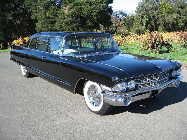 1962 Cadillac Series 75 Fleetwood Limousine for Sale