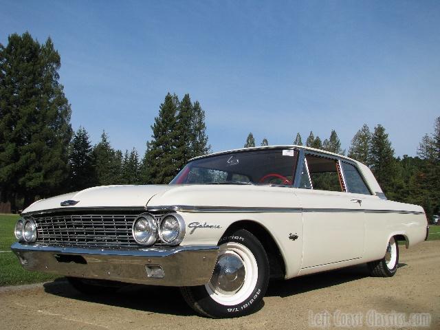 1962 Ford Galaxy 208